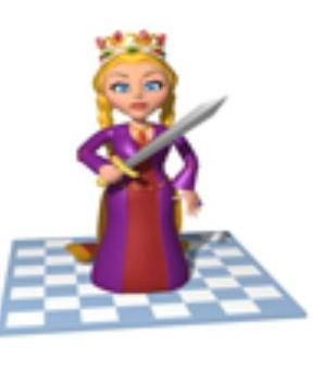 Queen The Big Internet Marketing Game