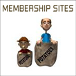 Membership Site and Online Course