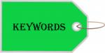 Keywords in tagline