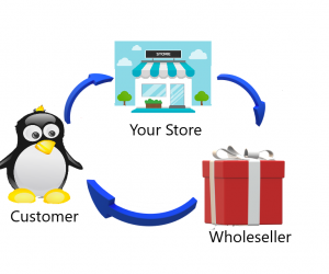 Dropshipping to make money online